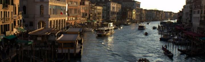 Veneza e suas peculiaridades