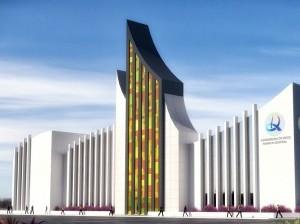 Templo Central da Assembleia de Deus em Juazeiro