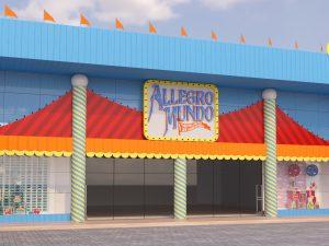 Allegro Mundo Messejana